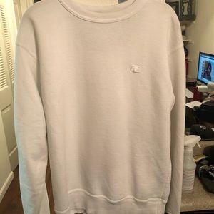Champion Sweaters - Vintage champion white crewneck sweater